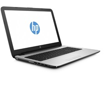 HP 15-ay076nf - argent blanc